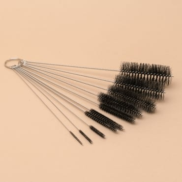 10Pcs Bong Cleaning Brush Set